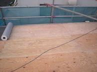 世田谷区洋瓦からディプロマットに葺き替え完了