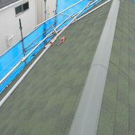横浜市港南区ディプロマット カバ-工法完了