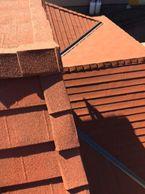 相模原市緑区鳥屋洋瓦からジンカリウムディプロマット葺き替え完了