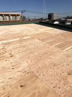藤沢市 藤コーポ 屋根工事完了