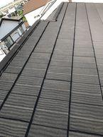 藤沢市湘南台雨漏りからエコグラ-二葺き替え工事